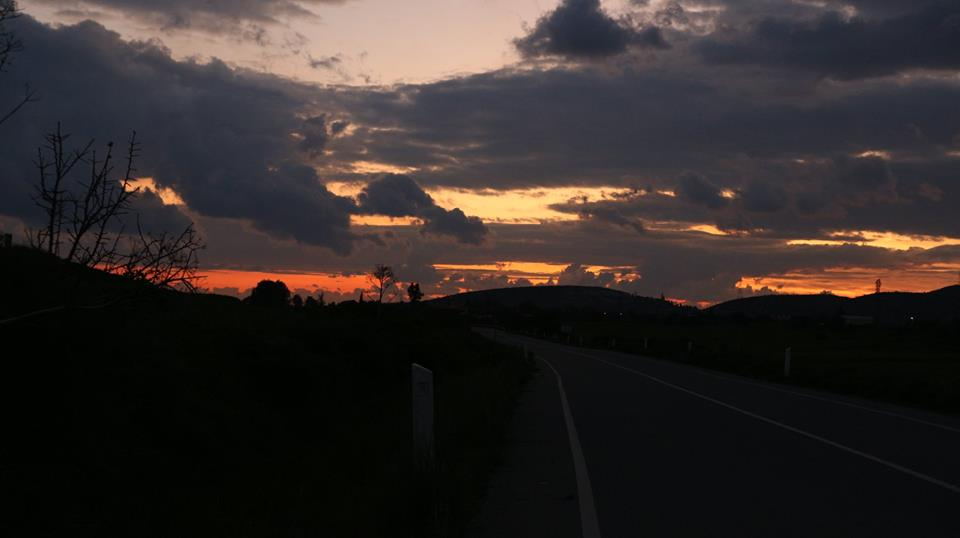 20181230-Stewart-Innes-Cyprus-Limassol sunset on road FB Size 12